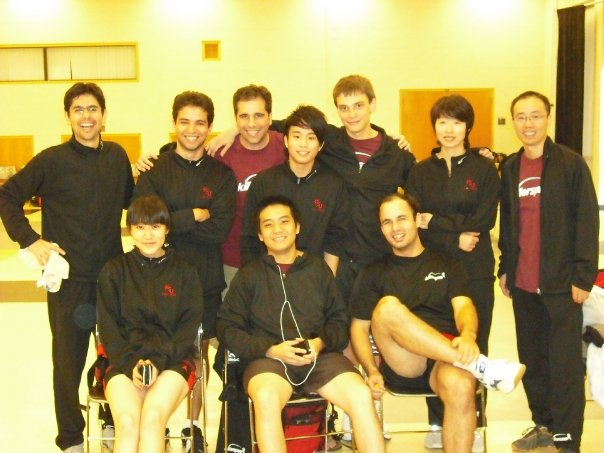 Florida State Table Tennis Team