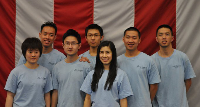 San Jose State Table Tennis Team